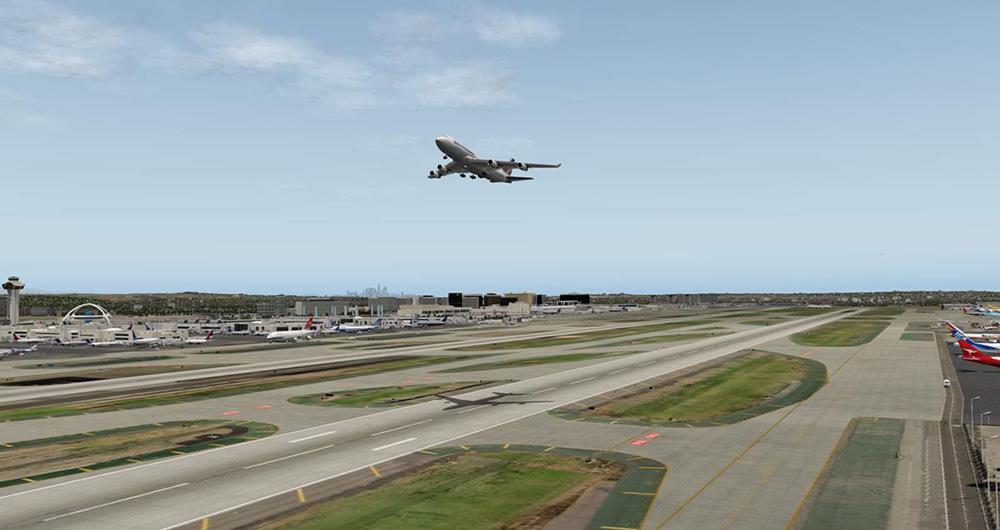KLAX - Los Angeles International V2 | Aerosoft Shop