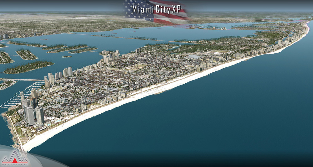Miami City XP FREE