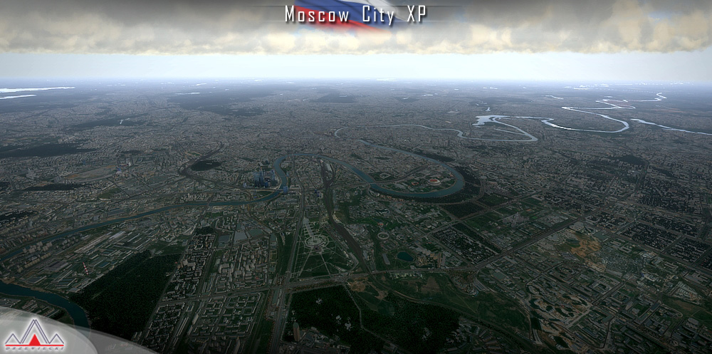 Moscow City XP
