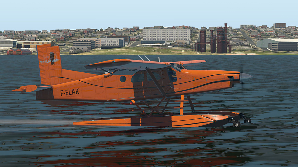 Pilatus PC-6 Turbo Porter - Adventure Pack XP