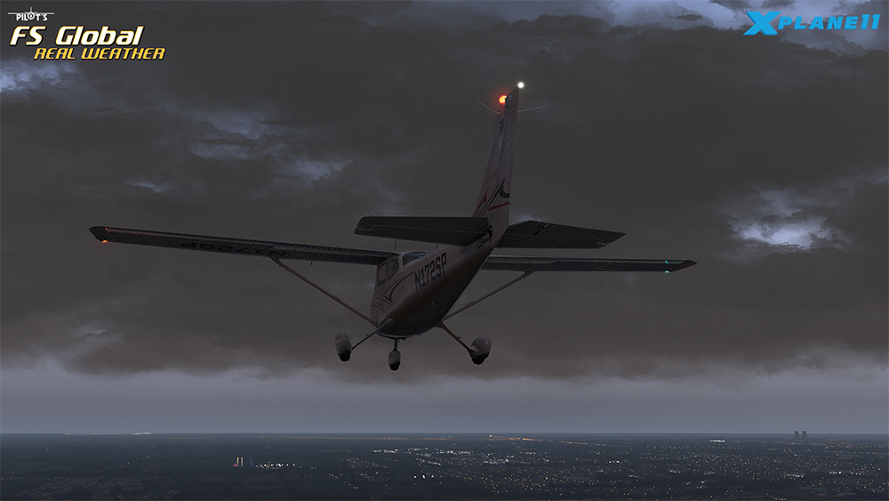 FS Global Real Weather - XPlane 11 Edition
