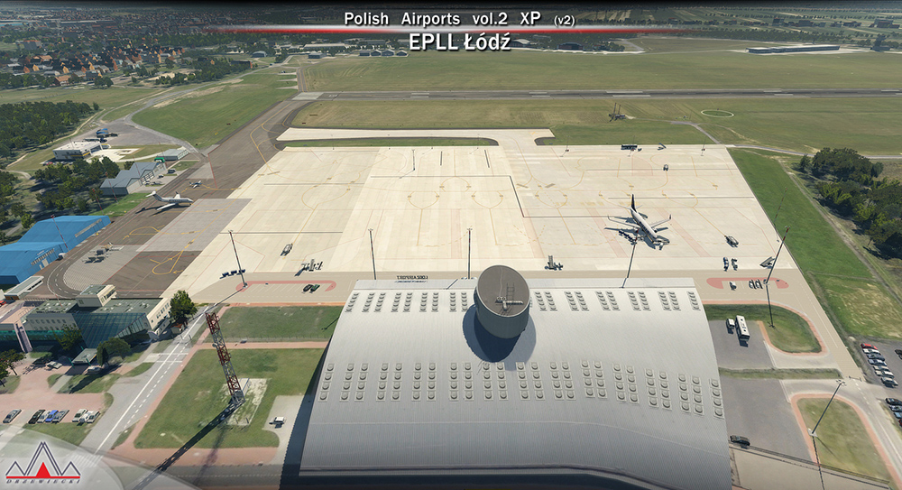 Polish Airports Vol. 2 XP (v2)