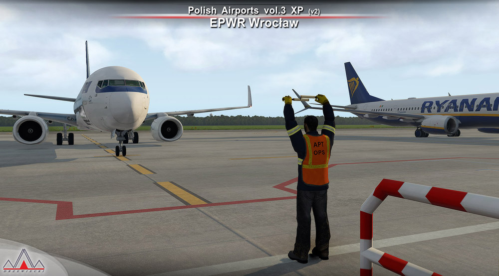 Polish Airports Vol. 3 XP V2