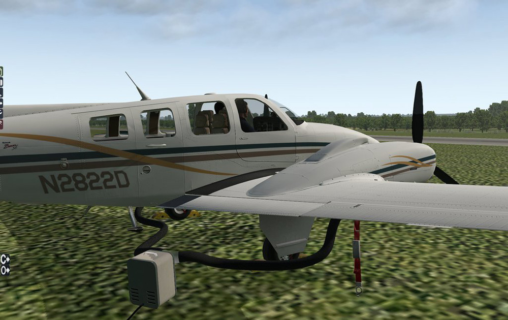 Reality Expansion Pack for B58 Baron