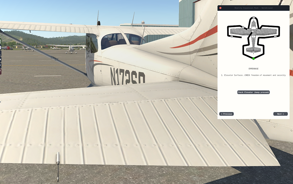 Reality Expansion Pack for Cessna 172SP Skyhawk