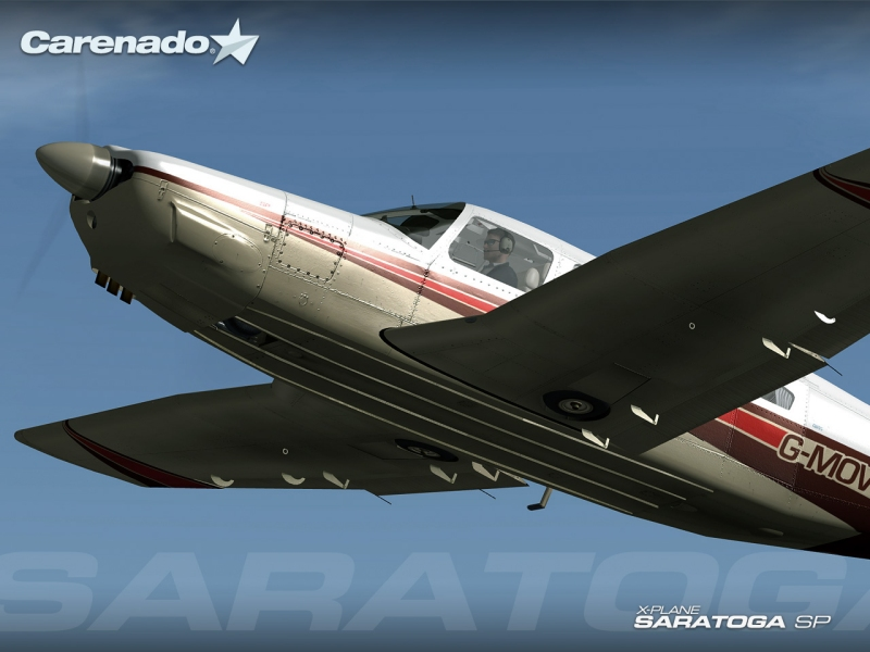 Carenado - PA32 Saratoga SP (XP)