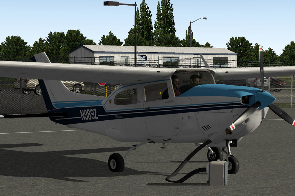 Reality Expansion Pack für die Cessna Centurion (XP10)
