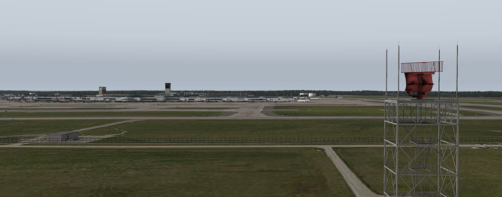 KCVG - Cincinnati/Northern Kentucky International XP