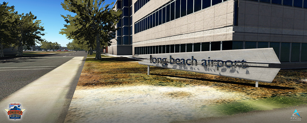 KLGB - Long Beach Airport XP