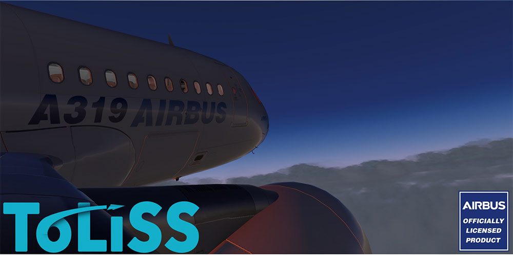 ToLiss - Airbus A319 for X-Plane 11