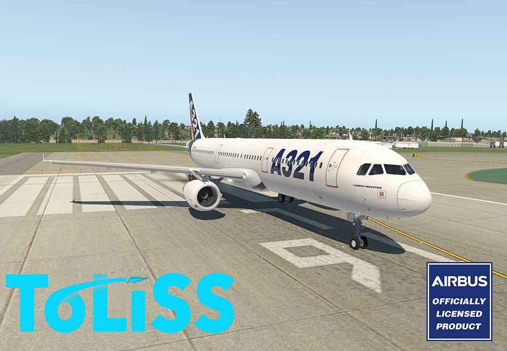 ToLiss - Airbus A321 for XPlane 11