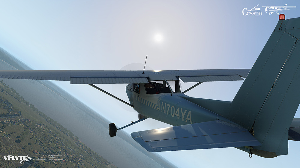 Cessna 150 Commuter