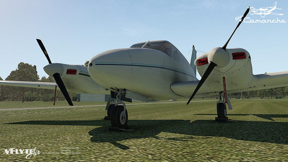 Piper Twin Comanche   Aerosoft US Shop