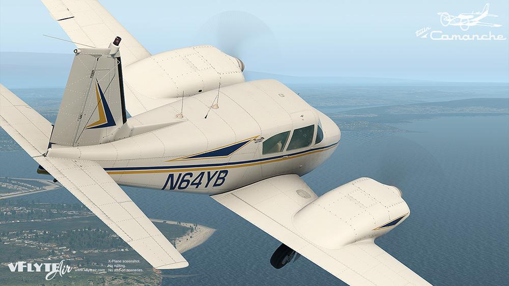 Piper Twin Comanche   Aerosoft Shop