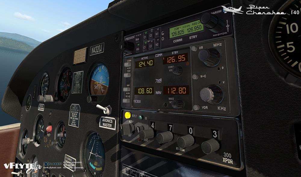 Piper Cherokee PA140 Original | Aerosoft Shop