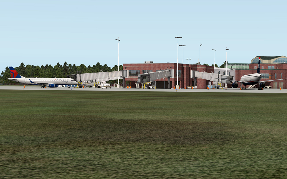 Airport Wilmington International XP