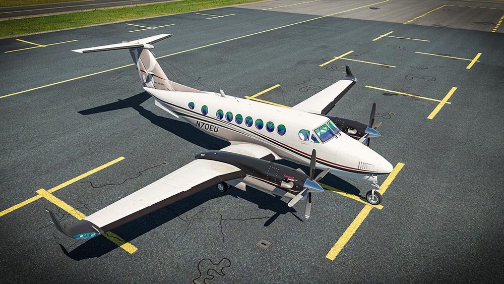 King Air 350 | Aerosoft Shop