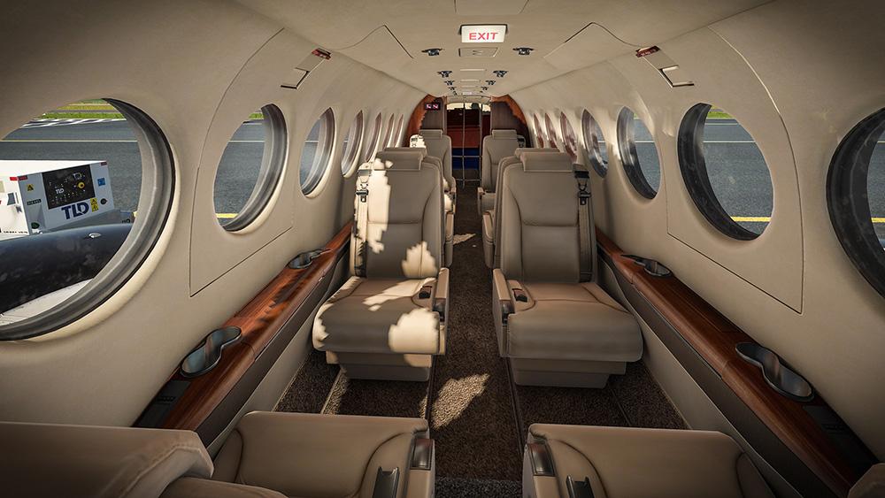 King Air 350   Aerosoft Shop
