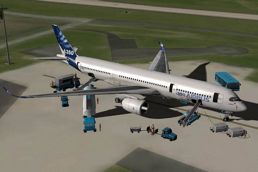 Airbus A350 XWB Advanced | Aerosoft Shop