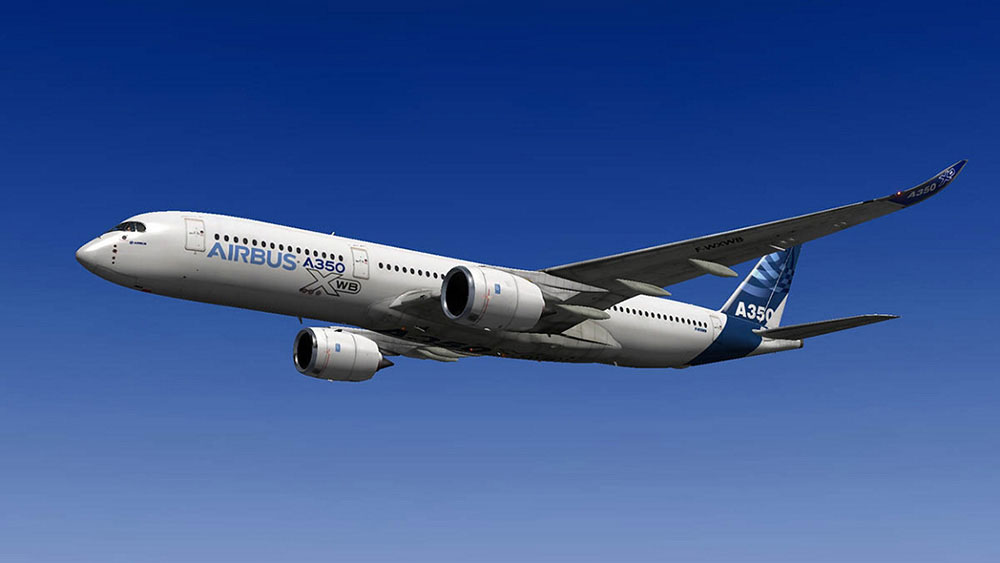 Airbus A350 XWB Advanced