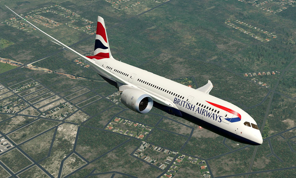 Boeing 787 Dreamliner XP11 | Aerosoft Shop