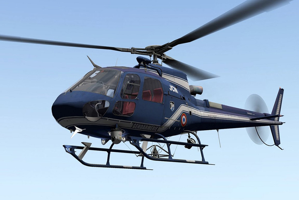 Eurocopter AS350 B3 Plus