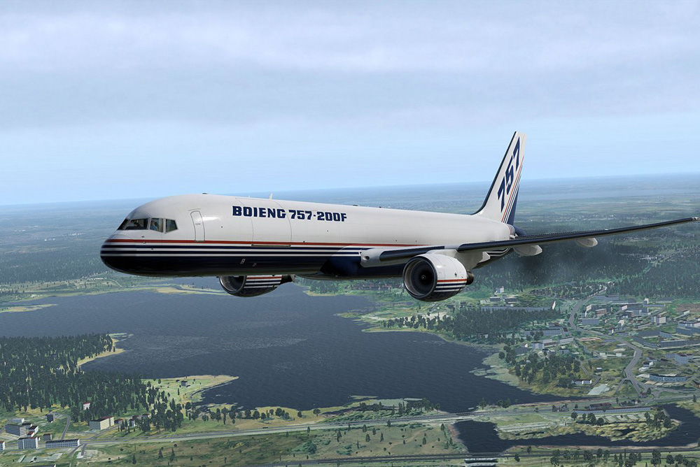 Boeing 757 V2 Professional Extended