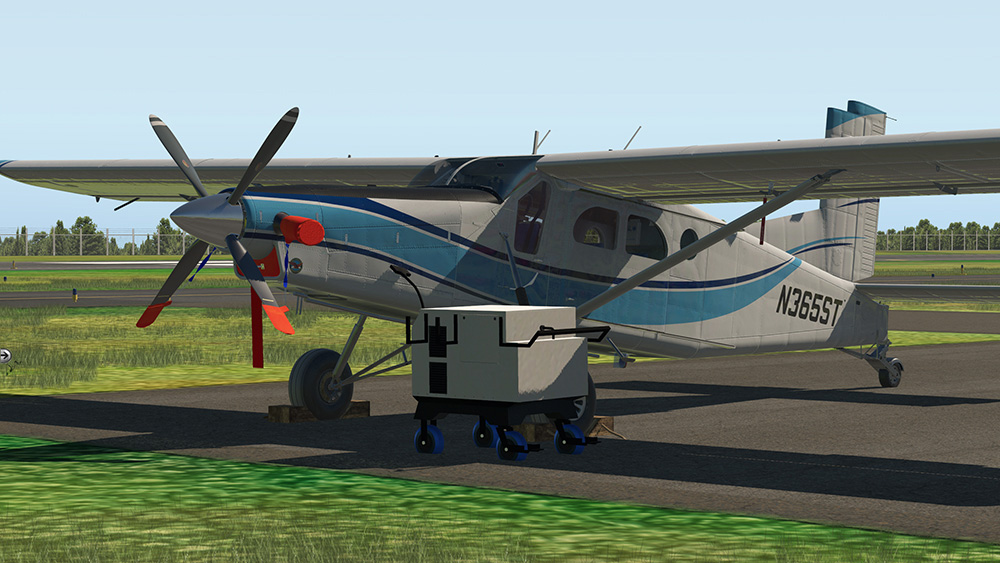 Pilatus PC-6 Turbo Porter XP