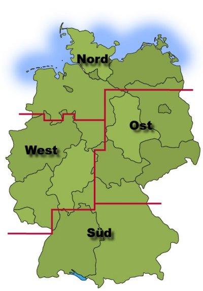 West Ost Süd Nord : vfr germany 2 nord aerosoft shop ~ Frokenaadalensverden.com Haus und Dekorationen
